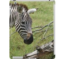 Zoo mates - Zebra iPad Case/Skin