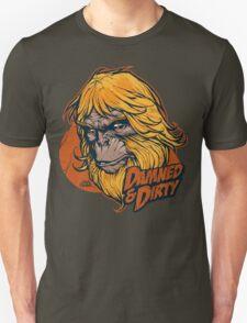 DAMNED & DIRTY 3 Unisex T-Shirt