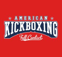 Kickboxing by LicensedThreads