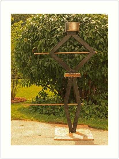 Pot Head Engineer by Thomas Murphy