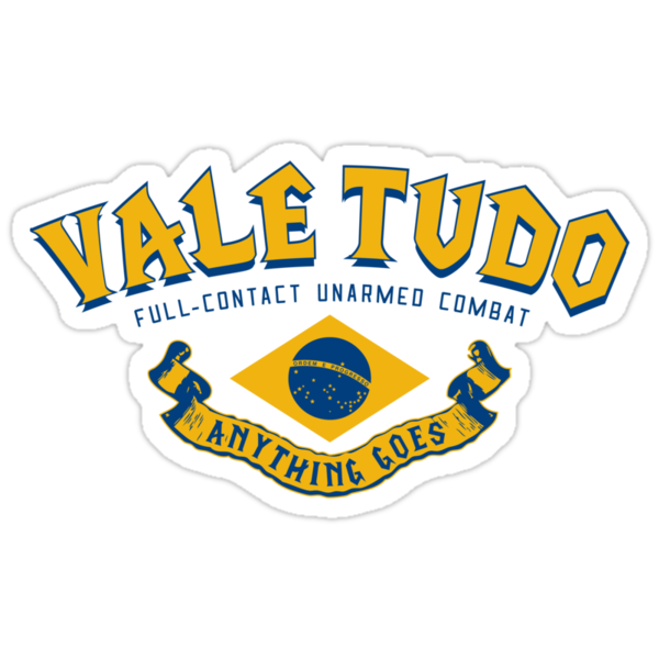 Vale Tudo by LicensedThreads
