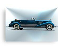 1934 Cadillac Convertible Sedan I Canvas Print