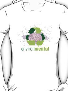 EnvironMental — Recycle Girls T-Shirt
