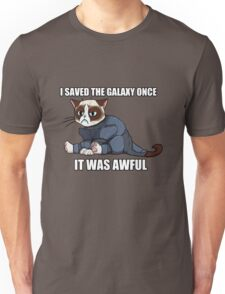 Commander Grumpy Unisex T-Shirt