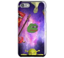 The Dimensions Of The Meme iPhone Case/Skin