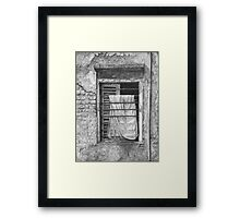 It Speaks to Me Framed Print