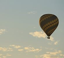 Hot Air Balloon by HaveANiceDaisy