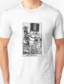 Death By Monsanto Tarot Card T-Shirt