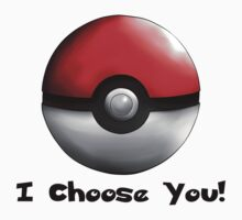 Poke Ball- I Choose You! by Carter478