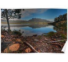 Huntsman Lake. Poster