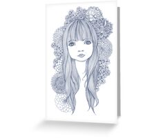 Helena Greeting Card
