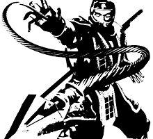 MORTAL KOMBAT - Scorpion by WigunaArie