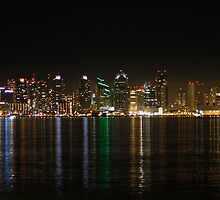 San Diego by HaveANiceDaisy