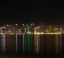 Downtown, San Diego by HaveANiceDaisy