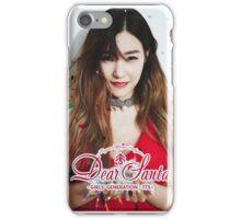 Girls' Generation TaeTiSeo (TTS) 'Dear Santa' Typo - Tiffany iPhone Case/Skin