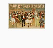 Vintage poster - Fanny Rice at the French Unisex T-Shirt