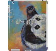 Blowing Bubbles iPad Case/Skin
