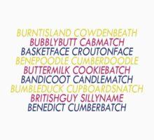 Benedict Cumberbatch... Or Is It? by Areyefantastica