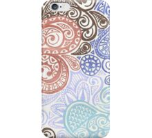 Paisly iPhone Case/Skin