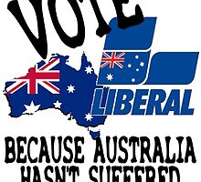 Australian Liberal Party by Darren Stein