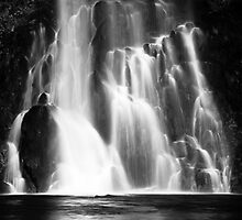 White Water, Thornton Force, Yorkshire Dales National Park by strangelight