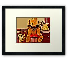His Royal Highness Prince of Teds Framed Print