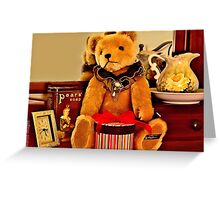 His Royal Highness Prince of Teds Greeting Card
