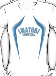 Iwatobi Swim Club - Plain 2 T-Shirt