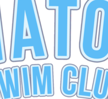 Iwatobi Swim Club - Plain 1 Sticker