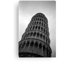Lean On Me - Lomo Canvas Print