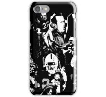 Legends of Raider Nation iPhone Case/Skin