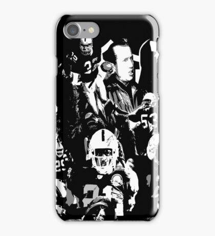 Legends of Raider Nation iPhone Case/Skin