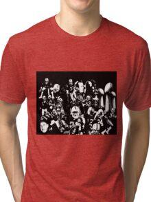 Legends of Raider Nation Tri-blend T-Shirt