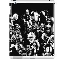 Legends of Raider Nation iPad Case/Skin