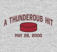 A Thunderous Hit by LicensedThreads