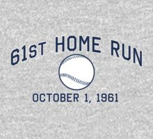 61st Home Run by LicensedThreads
