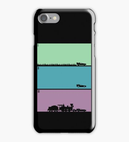 Back to the Future Trilogy iPhone Case/Skin