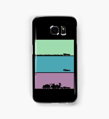 Back to the Future Trilogy Samsung Galaxy Case/Skin
