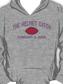 The Helmet Catch T-Shirt