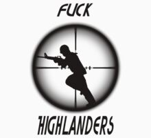 Fuck the higlanders  by Voodoo0593