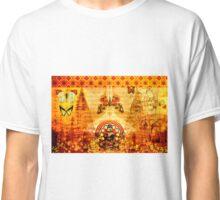 Buddha and Butterflies Classic T-Shirt