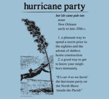 Hurricane Party by MStyborski