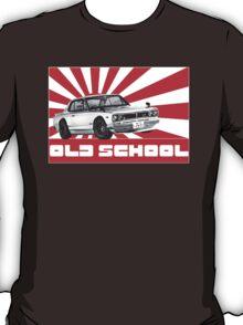 skyline gtr old school T-Shirt