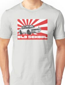 skyline gtr old school Unisex T-Shirt