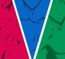 "The Guys of ""Free!"" - version 2 Sticker"