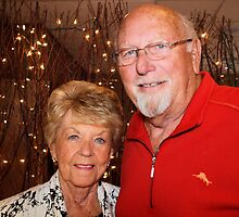 Pat & Bill Cook by tvlgoddess