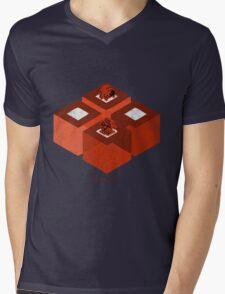 Head over Heels Mens V-Neck T-Shirt