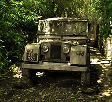 Old Landy  by Rob Hawkins