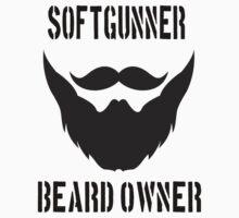 Softgunner beard owner by Voodoo0593