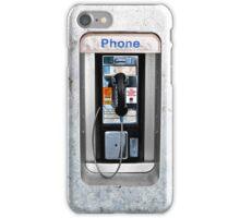 Pay Phone iPhone Case/Skin